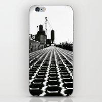 Railway Industry iPhone & iPod Skin