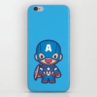 Captain iPhone & iPod Skin