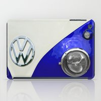 VW Split Screen Navy iPad Case