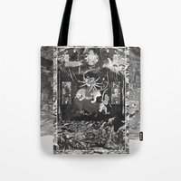 The Void Tigers' Last Sm… Tote Bag