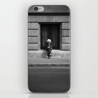 Salvación iPhone & iPod Skin