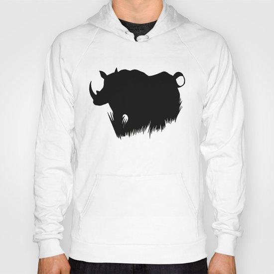 Rhino Horns Hoody