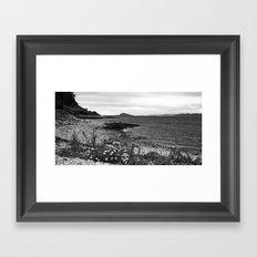 Ardmucknish Bay Framed Art Print