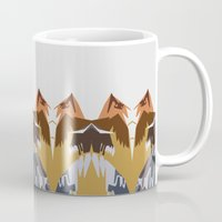 In the Mountains Mug