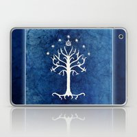 The White Tree Laptop & iPad Skin