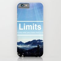 iPhone & iPod Case featuring Limits by Clair Jones