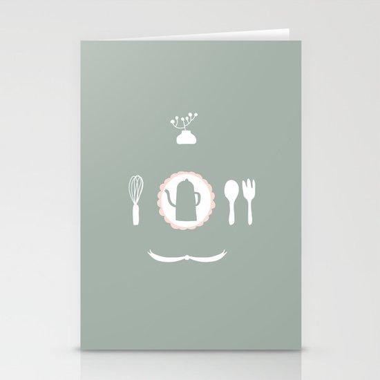 Kitchen Story Stationery Card