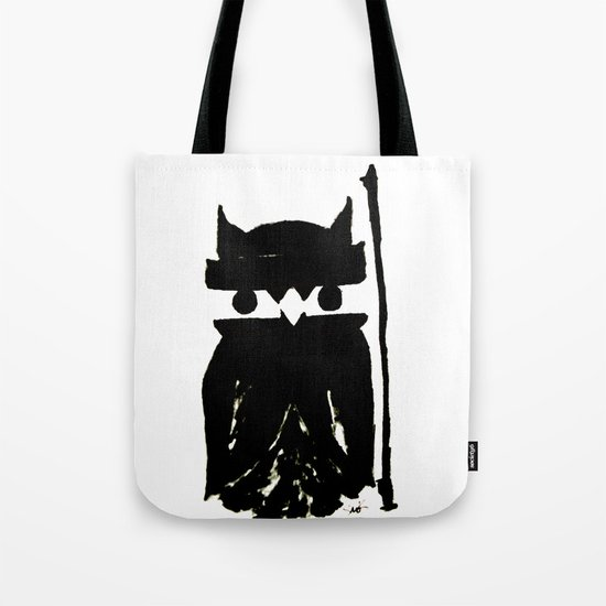 The Last Ninja Tote Bag