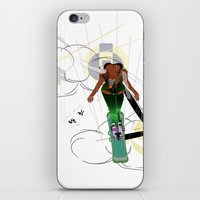 Airborne iPhone & iPod Skin