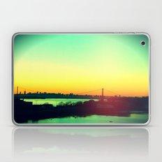 sunset in NYC Laptop & iPad Skin