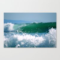 range of motion Canvas Print