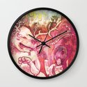 """Good and Old Killing touch"" Poster (Second Version)   Wall Clock"