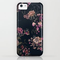 Japanese Boho Floral Slim Case iPhone 5c