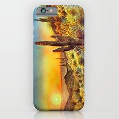 Arizona's Sunset iPhone 6 Slim Case