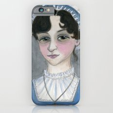 Jane Austen and Her Lost Heart iPhone 6s Slim Case