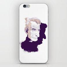 Sam Beckett iPhone & iPod Skin