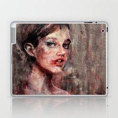 Be Good, Damaged Baby Doll Laptop & iPad Skin