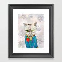 Mr. Talisman Framed Art Print
