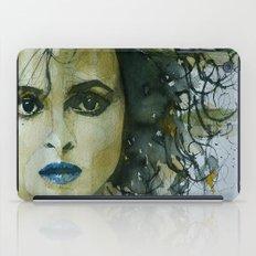 Helena Bonham Carter iPad Case