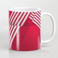 Optical Illusion_red Mug