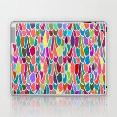 feather grid Laptop & iPad Skin