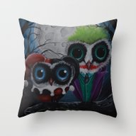 J&HQ Throw Pillow