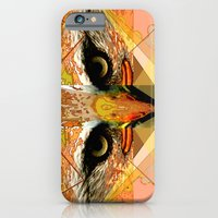 iPhone & iPod Case featuring Eagle Eyes by Rishi Parikh