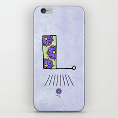 L l iPhone & iPod Skin