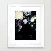 Women's power Framed Art Print