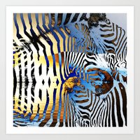Savannah dreams Art Print