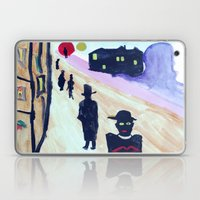 Dazed And Confused Laptop & iPad Skin