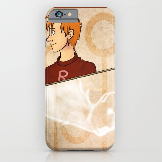 Ron Weasley iPhone & iPod Case