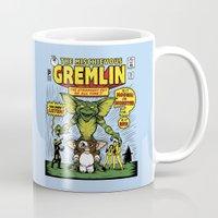 The Mischievous Gremlin Mug