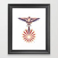 Nuclear Dawn Framed Art Print
