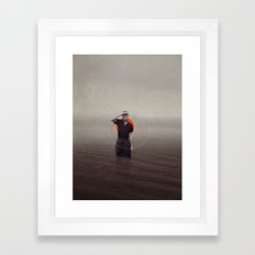 Where Have You Gone Without Me Framed Art Print