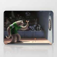 Sloth Darts iPad Case
