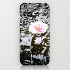 Cherry Blossoms on the Water iPhone 6 Slim Case