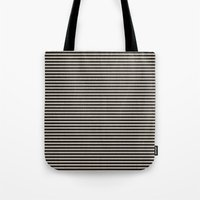 Stripes. Tote Bag