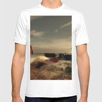 Hastings Mens Fitted Tee White SMALL
