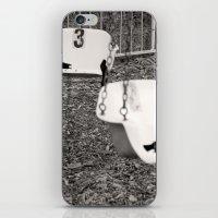 Swing # 3 iPhone & iPod Skin