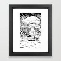 After War..... Framed Art Print