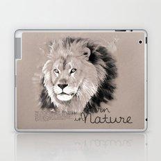 Lion (BornInNature) Laptop & iPad Skin