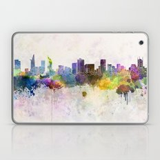 Ho Chi Minh Skyline In W… Laptop & iPad Skin