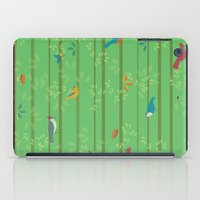 Hello Birdies iPad Case