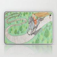 Beauty & The Beast Laptop & iPad Skin