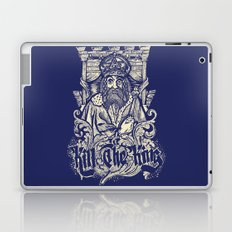 Kill The king Laptop & iPad Skin