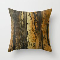 Abstractions Series 006 Throw Pillow