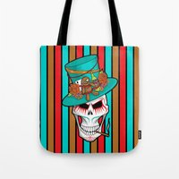 Day of the Dead Voodoo Lord Tote Bag