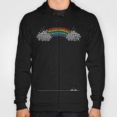 Rainbow Invaders Hoody