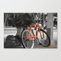 Pack it up Canvas Print